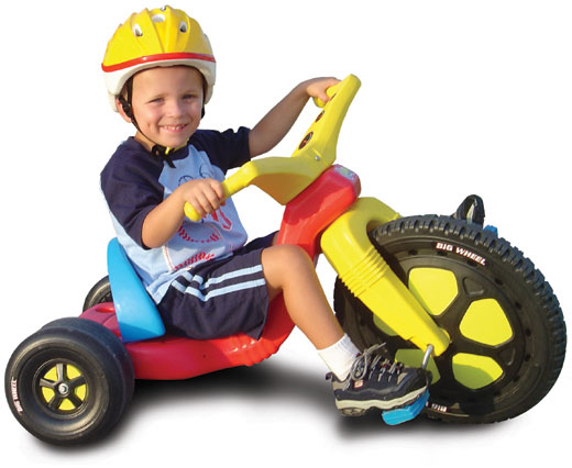 Big Wheel Toys For Toddlers : Pedal car ride on toys kits tricycles foot powered
