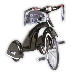 Black Road Hog Tricycle