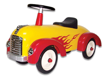 classic modern ride on toys pedal cars pedal planes pedal trains go karts tricycles bicycles scooters wagons battery powered vehicle ride on