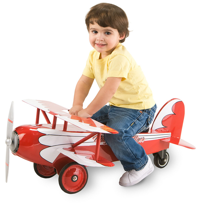 Pedal Car Ride On Toys Kits Tricycles Foot Powered