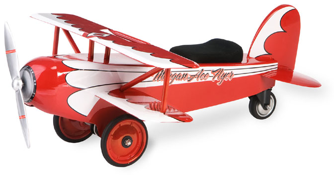 Vintage Replicas Modern Pedal Cars Tractors Karts Go Carts Tricycles Bicycles Roller Racers Plasmacars Car Kits Foot Ed
