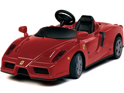 Toys Toys Enzo Ferrari 12V battery ride-on vehicle