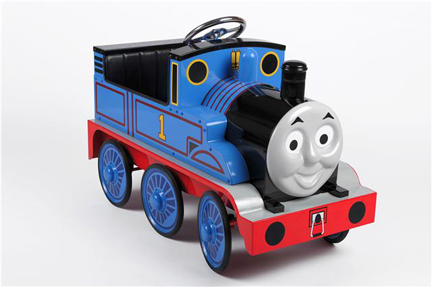 Thomas the Tank Engine Metal Pedal Train