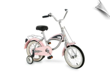 "14"" Morgan Cruiser Bicycle Pink - OUT OF STOCK"