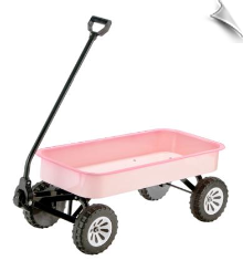 Bella Wagon Pink - OUT OF STOCK