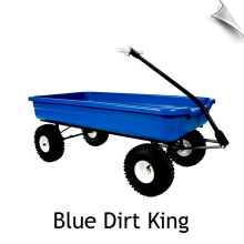 Dirt King Wagon (BLUE)