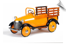 Burnt Orange Classic Truck - OUT OF STOCK UNTIL 2017