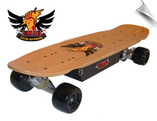 Emad 600w Electric Skateboard