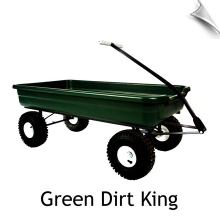 Dirt King Wagon (GREEN)