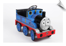 Thomas Metal Pedal Train Engine - OUT OF STOCK