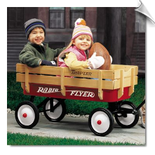 Trav-ler Radio Flyer Wagon #22 - OUT OF STOCK!