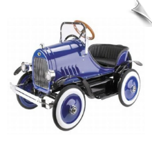Model A Roadster Pedal Car - Blue
