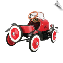 Model A Roadster Pedal Car - Red - OUT OF STOCK