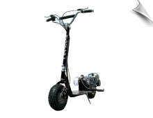 ScooterX Dirt Dog 49cc Black