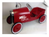 34 Fire Chief Pedal Car - OUT OF STOCK!