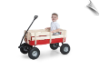Case Stake Wagon - Red