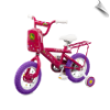 John Deere 12 in. Girl's Pink Bike - LOW STOCK!
