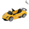 Lamborghini Murcielago LP 670-4 SV 12-Volt Battery-Powered Ride-On (Yellow) - OUT OF STOCK