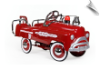 Red Sad Face Deluxe Tow Truck - OUT OF STOCK