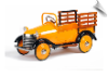 Burnt Orange Classic Truck - OUT OF STOCK UNTIL JUNE 2016