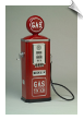 Red 2 1/2 Ft. Toy Gas Pump with Storage Shelves - LOW STOCK!