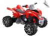 Mini Motos ATV 12v Red