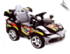 Mini Motos Star Car 6v Black (Remote Controlled)