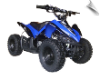MotoTec 24v Mini Quad v2 Blue