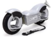 MotoTec Wheelman V2 1000w Electric Skateboard Silver