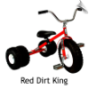 Red Dirt King Dually Tricycle