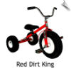 Red Dirt King Tricycle