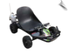 ScooterX Baja Powerkart 49cc Black/Green