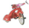 Red Sky King Tricycle by Airflow - OUT OF STOCK