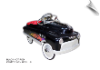 Black Hot Rod Comet Pedal Car - OUT OF STOCK
