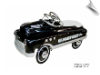 Police Comet Pedal Car