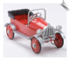 Hot Rodder Pedal Car (Red) by Airflow - OUT OF STOCK