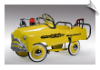 Yellow Sad Face Deluxe Tow Truck- OUT OF STOCK