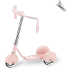 Pink Retro Scooter