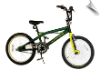 "20"" John Deere Dual Suspension Bike"