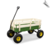 "John Deere 36"" Stake Wagon - AVAIL END OF DECEMBER"