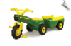 John Deere Trike and Wagon Set