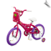 John Deere 16 in. Girl's Pink Bike