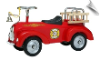 Fire Engine Scoot-ster - AVAIL. END OF AUG.
