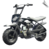 MotoTec 105cc 3.5HP Gas Powered Mini Bike