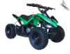 MotoTec 24v Mini Quad v2 Green