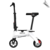 Motini Nano 36v 250w Lithium Electric Scooter White (SKU: BIG-Motini-NanoWhite)