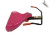 Original Flying Turtle Scooter - Magenta Pink