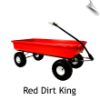 Dirt King Wagon (RED)