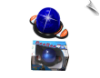 BeeBaa Traffic Cop Flashing Toy Siren Blue