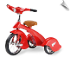 Red Bird Retro Tricycle